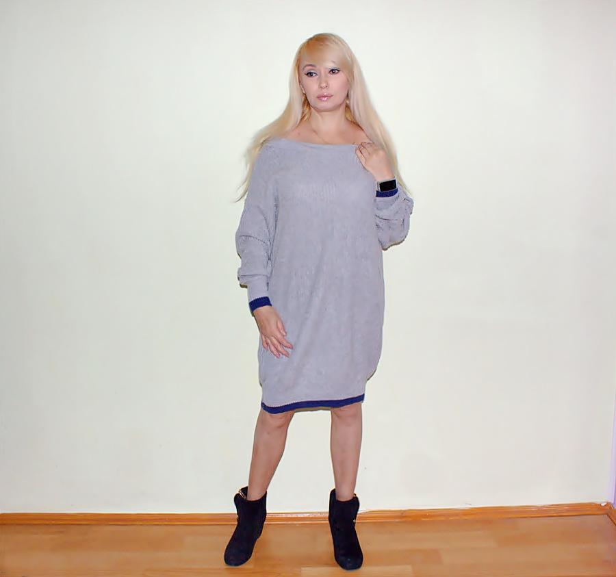 GAMISS Haul: Sweater Dress. Платье-свитер / обзор, отзывы, фото