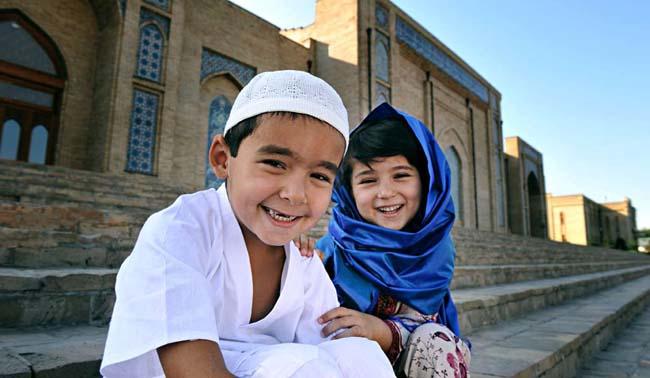mendidik anak islam