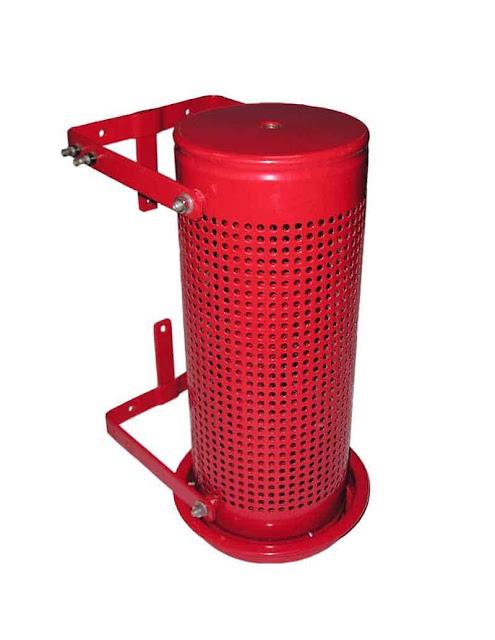 Aerosol Fire Extinguishing Generator AGS-6