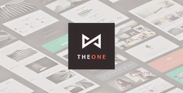 Premium Onepage WordPress Theme
