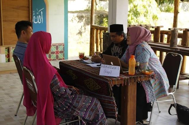 Tes PPDB Madrasah Alam Sayang Ibu (Part-I)