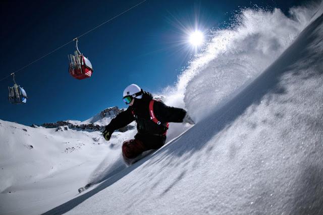Valle Nevado - Temporada 2016