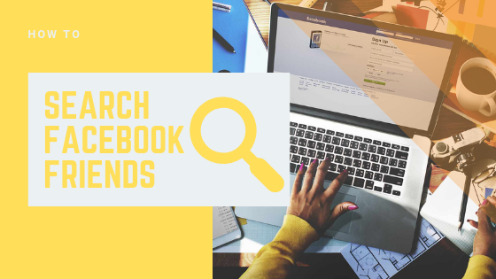 Search Facebook Friends<br/>