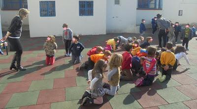 Παιχνίδια στην αυλή!