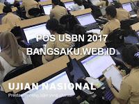 Download POS USBN 2018 SD, SMP, SMA/SMK