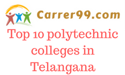 Polytechnic Colleges in Telangana State