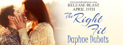 Release Blast & Giveaway:  The Right Fit – Daphne Dubois