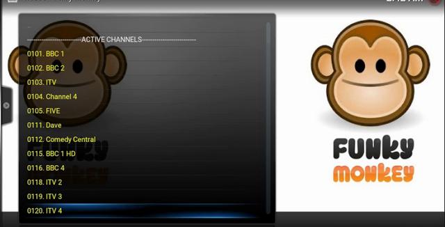 How To Install Funky Monkey Kodi Addon | Watch Live TV