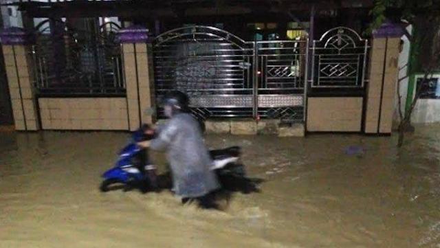 Kali Afur Menyempit dan Dangkal, Warga Driyorejo Gresik Waswas Banjir