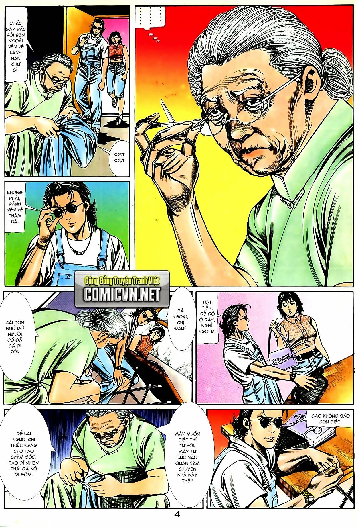 Người Trong Giang Hồ chapter 80: macau nổi sóng gió trang 18