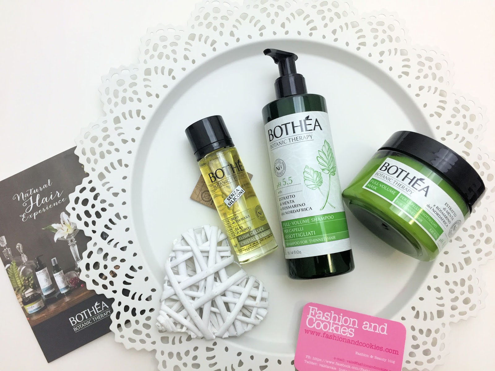 Bothéa Natural Hair Experience: prodotti naturali per capelli, recensione su Fashion and Cookies fashion blog, fashion blogger style