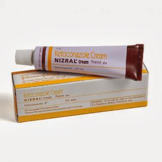 ยาทา Nizral Cream รักษาโรคผิวหนัง
