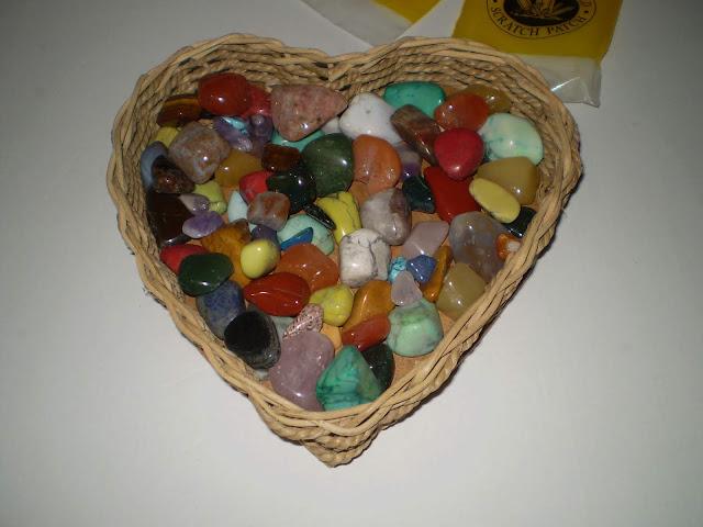 My Gemstones from Scratch Patch