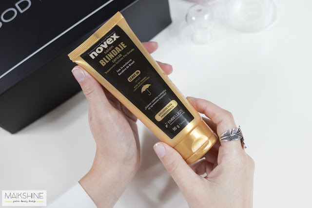 NOVEX Serum Gold Salon Blindaje Capilar