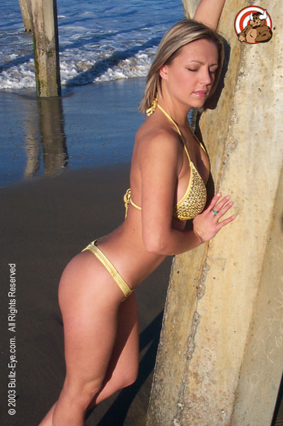 Sarah jones survivor nude