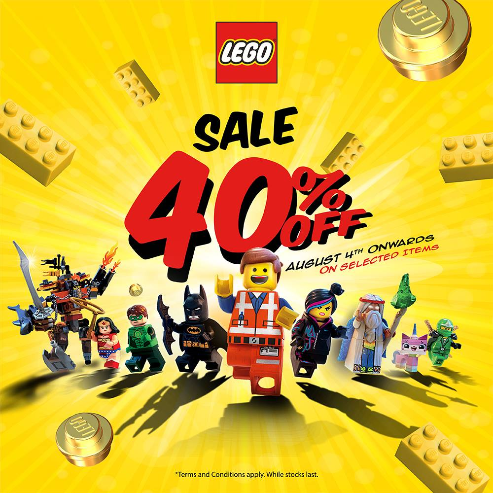 December 2018 LEGO Promotions, Offers & Holiday Discounts