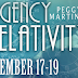 Book Blitz + Giveaway: Contingency & Relativity by Peggy Martinez