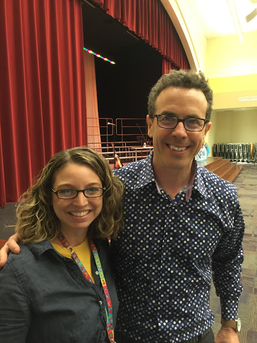 A Visit from Eric Litwin
