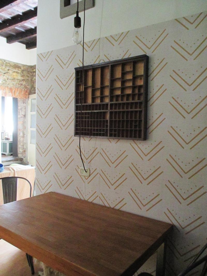 Rinnovare le pareti della cucina: punta sulla carta da ...