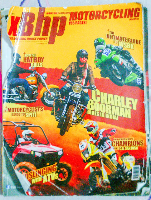 This year, during May, we published a story on Snow Biking by Aneesh Airborne Awasthi and the same story is published by xBHP in their last month edition. This Photo Journey shares some of the scanned copies from xBHP Magazine along with some interesting details about the journey & the way it went into printing ! If you haven't checked the original story, I would recommend to go through the following link and then proceed further - http://phototravelings.blogspot.com/2013/05/enroute-moonland-snow-biking-in-india.htmCheck out more about Aneesh Airborne Awasthi @ http://bit.ly/1ekZzcmAneesh's Photo Stories have been viral for quite some time and one day it reached xBHP office. Aneesh was asked to send them a write-up along with photographs from Snow Climb in Shimla. It was one of him recent venture. The most exciting venture on snow had happened in 2011.  But unfortunately we didn't have good quality photographs from that adventureRecently Aneesh was here in Delhi a Motorsport event happening at F1 track. We met and he showed this magazine and we were really happy to see him on one of the most popular Motorsports magazine of India. It's a five page article which covered various photographs of Aneesh along with his friends from Shimla and a beautiful writeup. I couldn't read the whole article and will try to get a copy of xBHP soon to go through and share more details here !It's a proud moments for PHOTO JOURNEY Team !!!'Aneesh Awasthi' among Content Contributors of xBHP Magazine. Many Congratulations Aneesh and wish you the Best !!!
