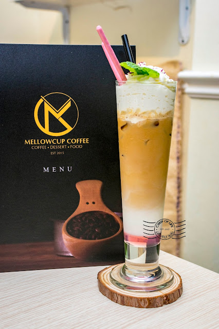 Mellowcup Coffee @ New Bob Center, Jalan Gottlieb, Penang