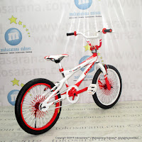 Sepeda BMX Pacific Factor FreeStyle 20 Inci