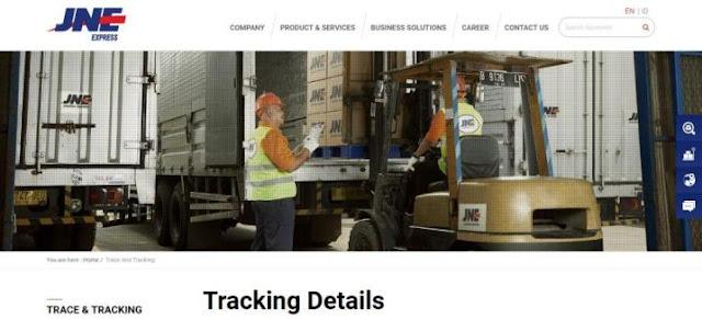 Cara Tracking Melacak Kiriman Paket J&T JNE TIKI POS Indonesia
