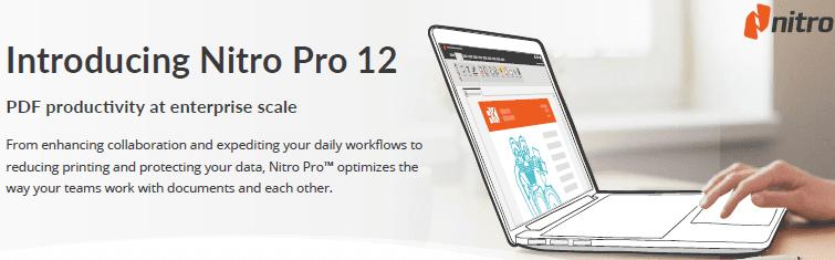 Nitro Productivity Suite Review - Best Adobe Acrobat