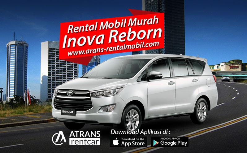 Rental Mobil Murah Innova Reborn Jakarta selatan