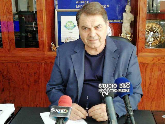 Τι είπε ο Δημήτρης Καμπόσος για το Ιστορικό Ελληνικό Πάρκο (βίντεο)