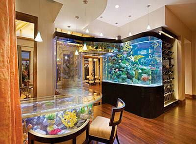 Desain Interior Apartemen Elegan Dan Mewah