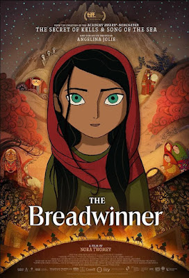 The Breadwinner 2017 Custom HDRip NTSC Sub