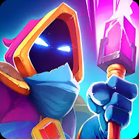 Super Spell Heroes  Mod Apk (10 Times Damage On The Shield Is Invalid)