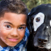 Niño super la depresión tras conocer un perro con la misma enfermedad