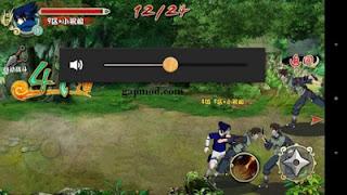 Download Naruto Adventure 3D V2.2 Apk Mod Unlimited Money