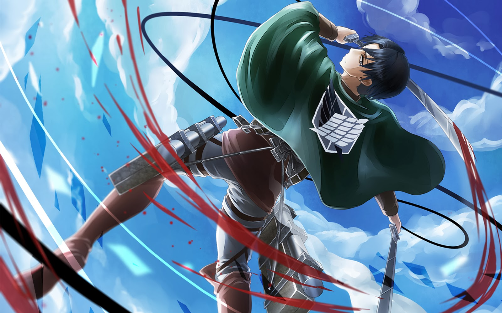 Do you want attack on titan wallpapers? Attack On Titan - Anime Wallpapers HD 4K Download For ...
