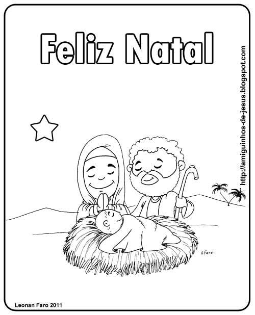 Feliz Natal Amiguinhos De Deus