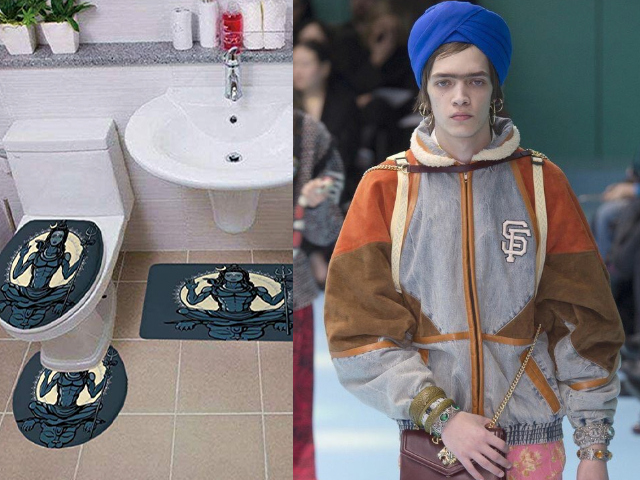 Gucci is selling 'Indy Turbans', and Amazon toilet covers of Hindu gods: Here's why the backlash is fierce