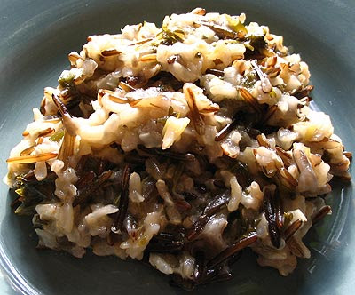 Brown and Wild Rice