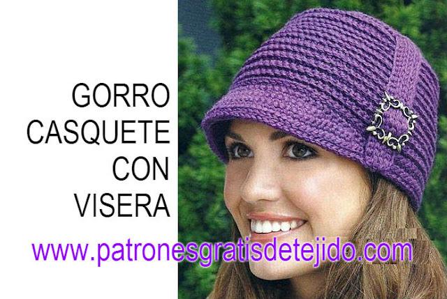 patrones-casquete-crochet