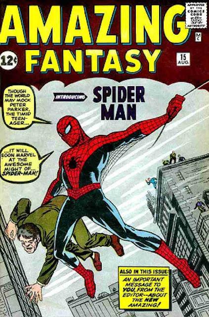 Spider-Man lucirá alas como en sus primeros comics
