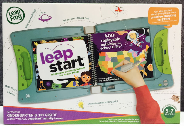 LeapFrog LeapStart™ Interactive Learning System