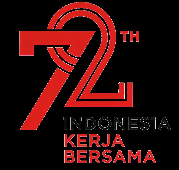 Logo Resmi Hut Ri Ke 72 Tahun 2017 Mr Mung Web Id