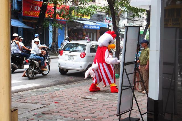 kentucky-bird-man-vietnam ケンタッキーの鳥人間