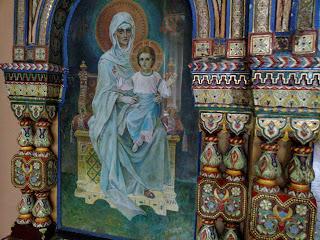Миргород. Иконостас Успенского собора