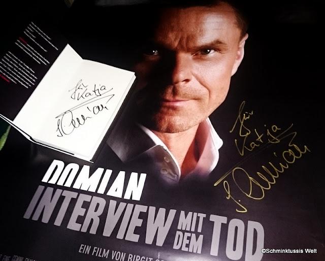 Autogramm Domian