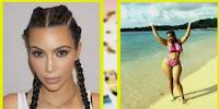 imitadora británica de Kim Kardashian
