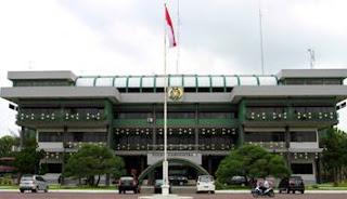 INILAH KAMPUS PTN TERLUAS DI INDONESIA