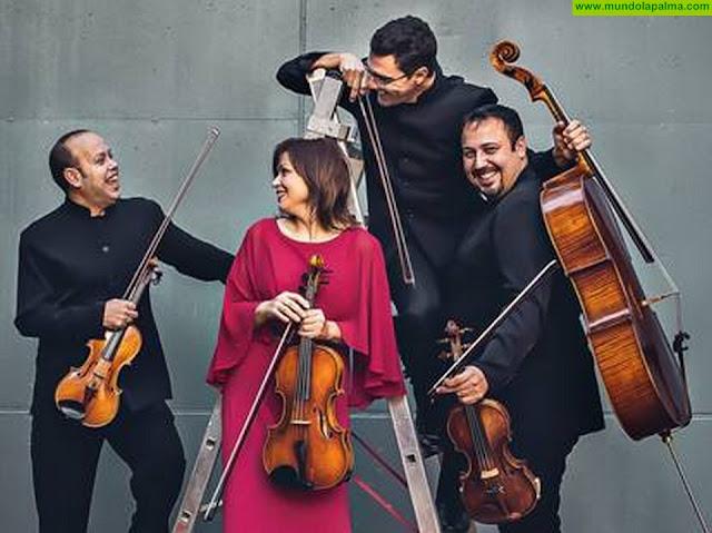 Festival Internacional de Música de Canarias: Cuarteto de Cuerda Ornati