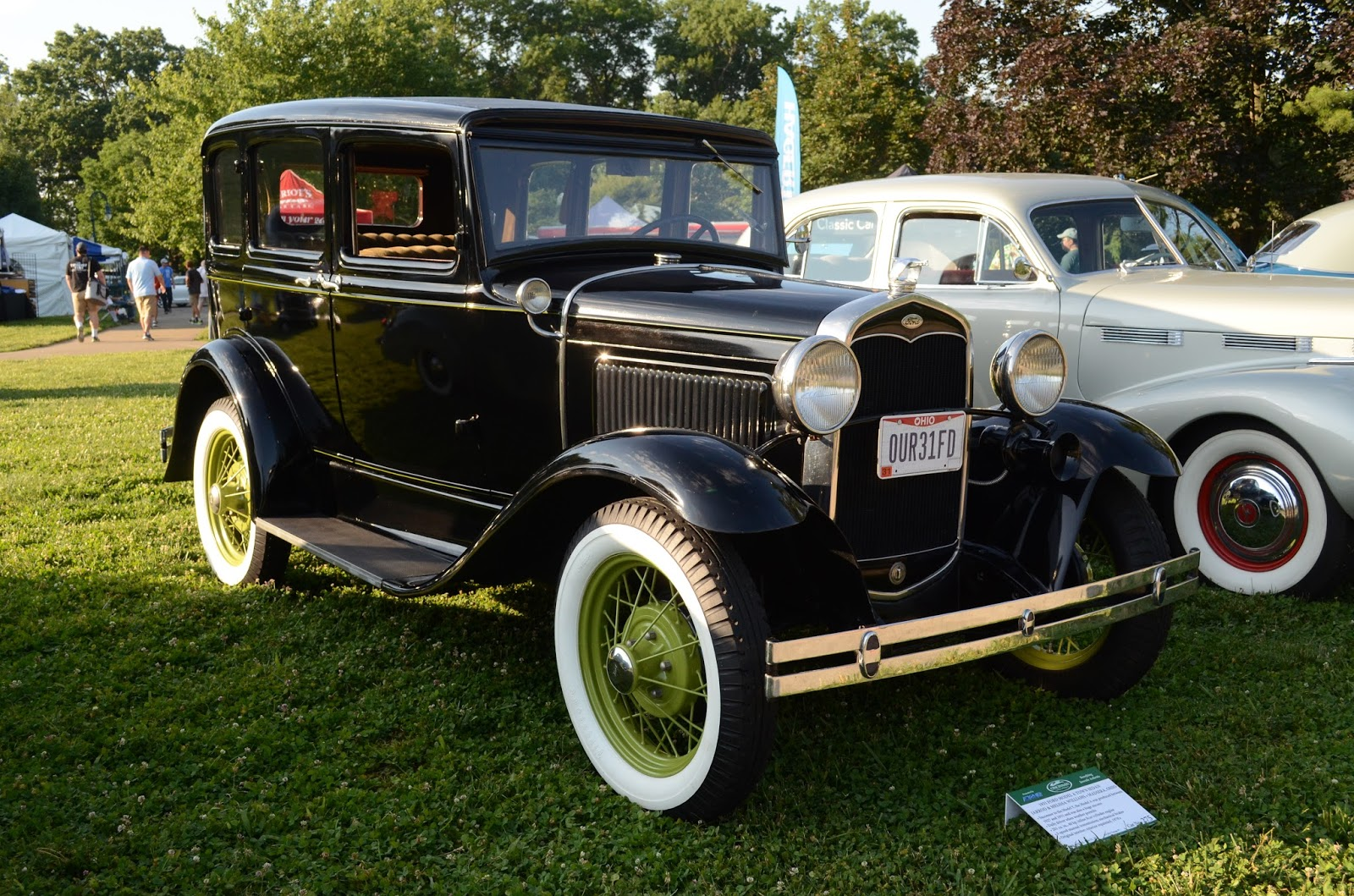 Turnerbudds Car Blog: Pre-War Vintage At the Concours